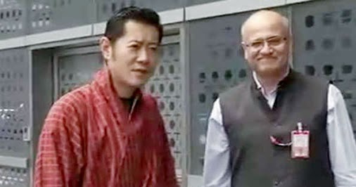 Bhutan King arrives Delhi to attend Vajpayee's cremation, other dignitaries expected #BhutanKing #Ji...