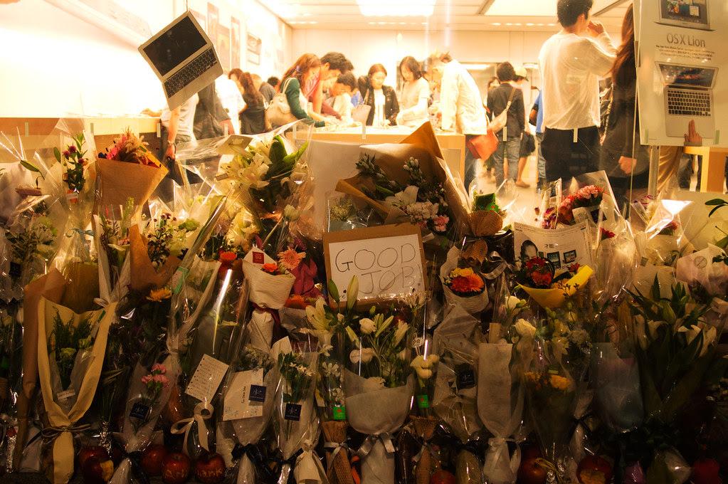 Tokyo NEX Distagon / Goodbye, Steve Jobs