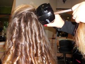 Hairwebde Lockige Naturkrause U Dauergewellte Haare