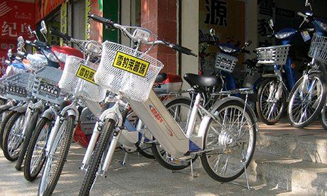 Electric bikes: what experiences in China can tell us