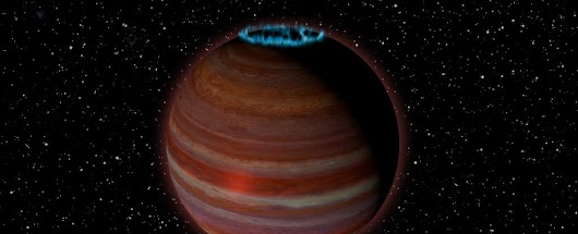 There Is an Absolutely Gigantic Rogue Planet Wandering Our Galactic Neighbourhood