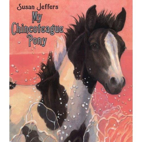 My Chincotegue Pony by Susan Jeffers - a story about shared values