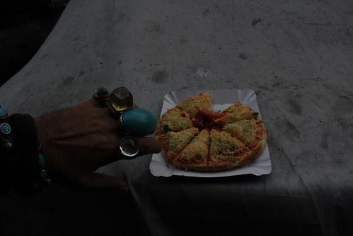 my pizza at  abdul rehman street apsara sandwich corner by firoze shakir photographerno1