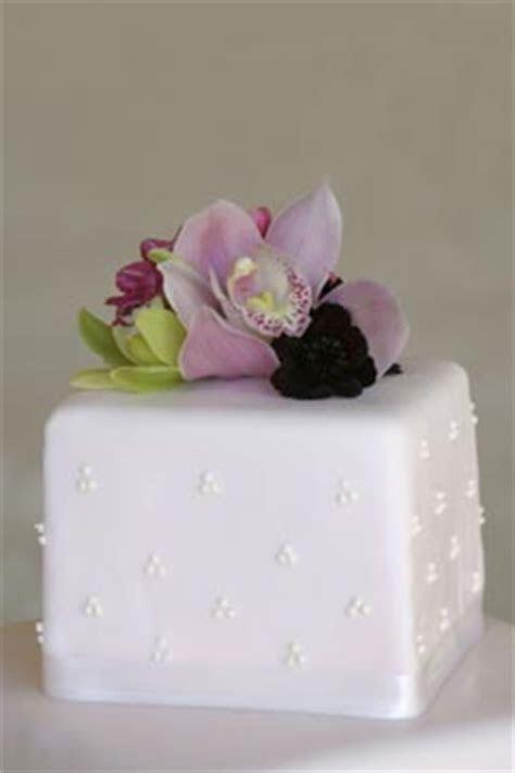 Fabulous Square Wedding Cakes