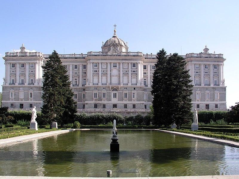 برنامج سياحي لمدريد