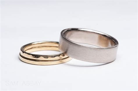 Wedding Rings made by Sam Abbay's Customers