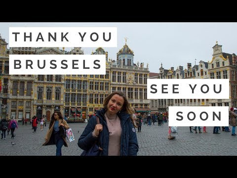 Thank you, Brussels!