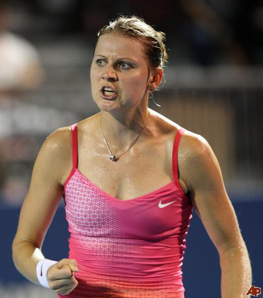 Lucie Safarova Czech Professional Tennis Player very hot and sexy stills