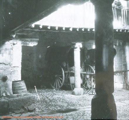 Patio de la Posada de la Sangre, Toledo (España)