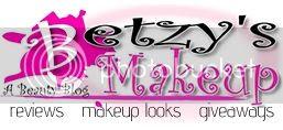 Betzy's Makeup A Beauty Blog