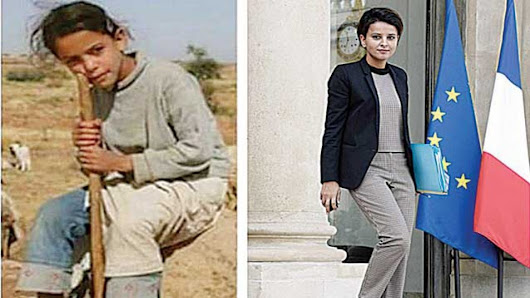 Najat Vallaud-Belkacem: From a shepherd girl to minister of education