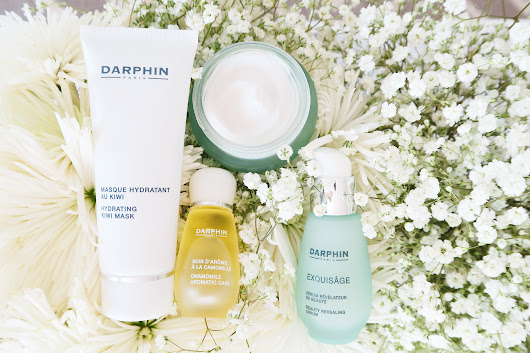Daily Skin Treatment Routine with Darphin Cosmetics | Stripes'n'Vibes