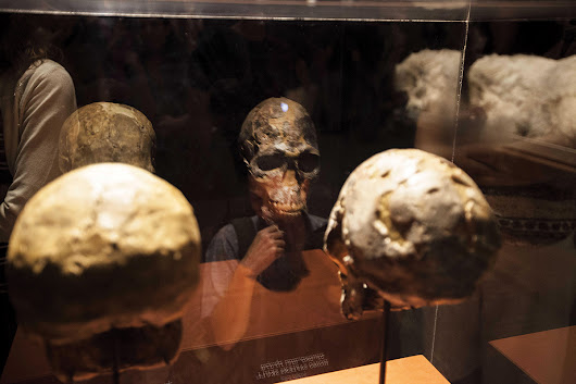 We may have mated with Neanderthals more than 219,000 years ago