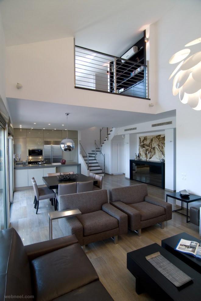 35 Cool Family-Friendly Living Room Interior Design Ideas ...