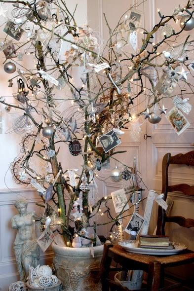 Siempre guapa con norma cano como decorar con una arbol - Ramas de arbol para decorar ...