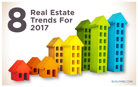 8 Real Estate Trends for 2017