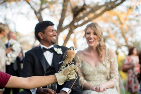 Kathleen and Niluk's Exotic Safari Park Real Wedding