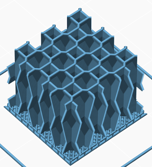 Feature Request: 3D Honeycomb infill · Issue #1646 · alexrj/Slic3r · GitHub