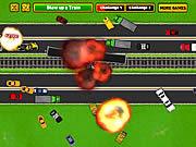 Jogar Roadkill revenge Jogos