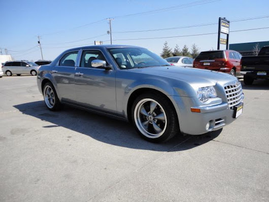 Used 2007 Chrysler 300 for Sale in Des Moines IA 50313 Reliable Motors