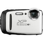 Fujifilm FinePix XP130 16.4 MP Compact Digital Camera - 1080p - White