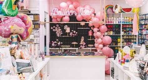 house of party custom balloons bar   House of Party