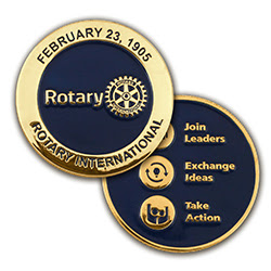 Russell Hampton Co Rotary Club Or District Guest Speaker Gifts
