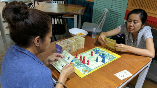Gaming On the Other Side of the World: Check out This Board Game Cafe in the Philippines | Geek and Sundry