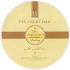 "Mrs Anderson's Pie Crust Maker Rolling Bag, 11"""