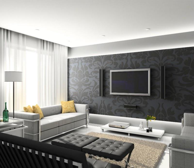 Beautiful Living Room Modern Interior Design Ideas pictures