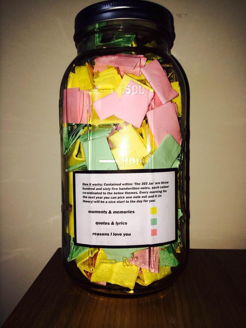 Reasons Why I Love You Jar Ideas Beauty News