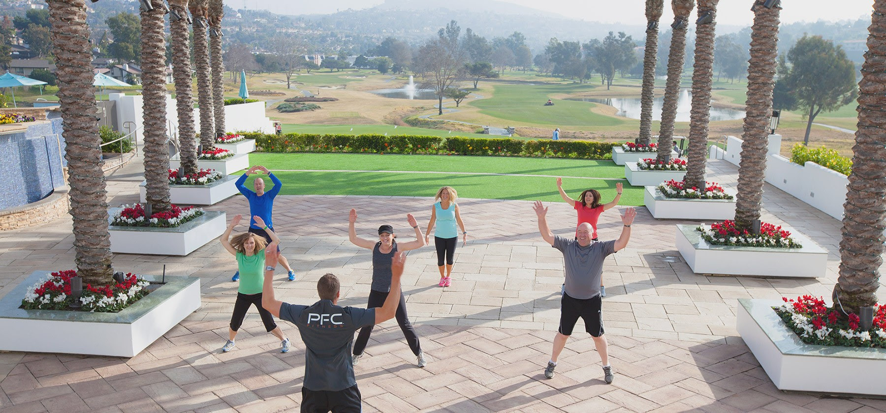 Weight Loss Retreat and Fitness Spa in San Diego, CA | PFC