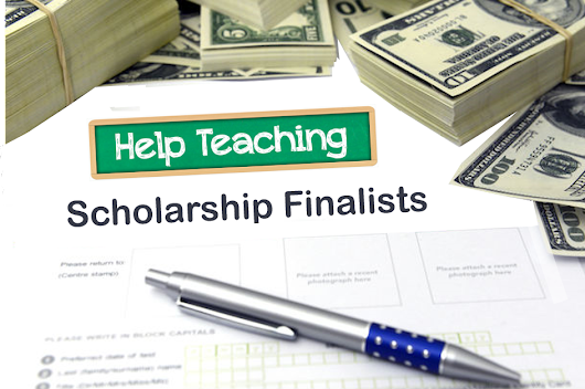 Announcing the HelpTeaching.com Scholarship Finalists