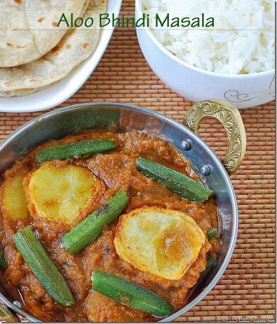 Aloo-bhendi-masala