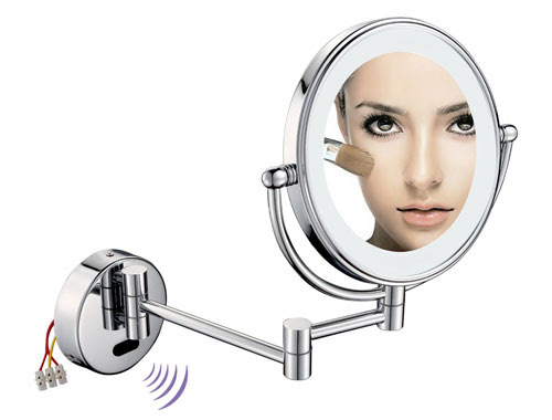 New Lighted Makeup Mirrors By Bathroom Accessories Manufacturer