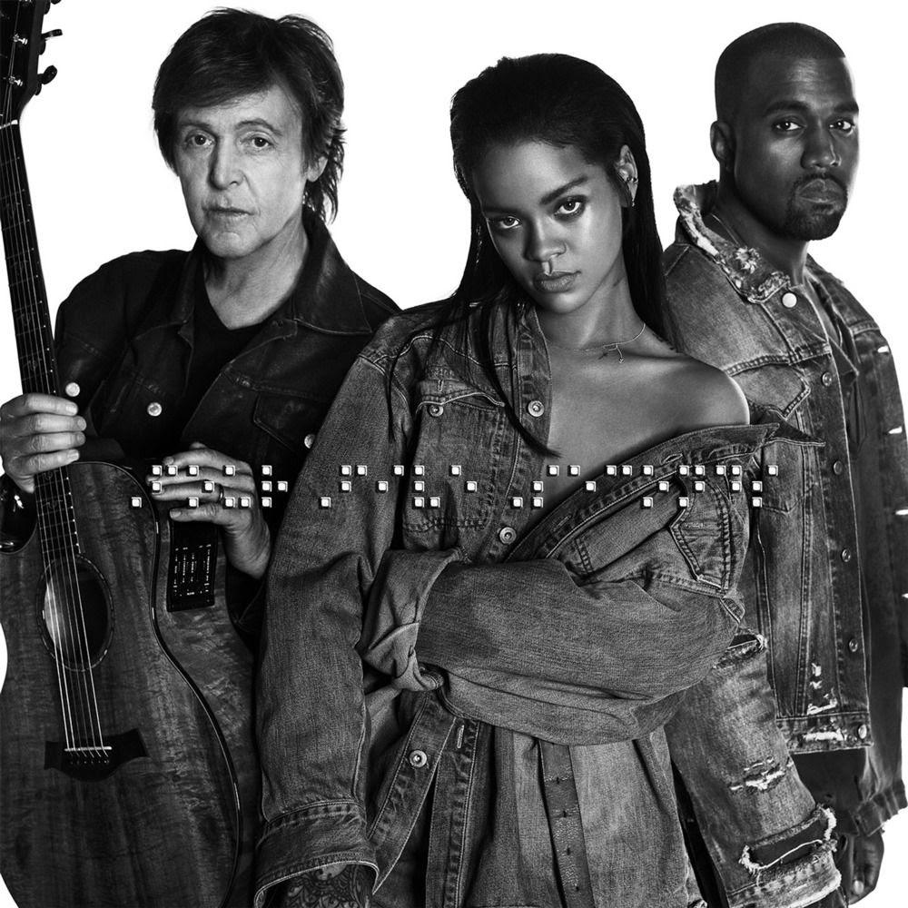 Rihanna : FourFiveSeconds (Single Cover) photo d089b5cb08798b4281306ddeb6ca03791000x1000x1.jpg
