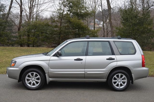 Used 2005 Subaru Forester for Sale in Pitcairn PA 15140 Golick Motor Company