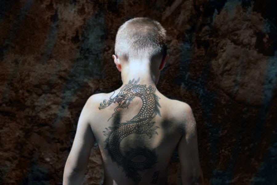 The Boy with the Dragon Tattoo