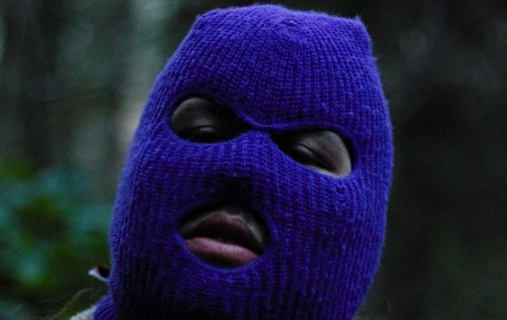 Oni mask, gray devil mask wallpaper. Baddie Wallpaper Ski Mask - Aesthetic Masked Girls ...