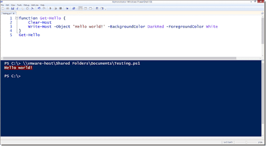 Take your PowerShell scripting to the next level with ISESteroids - 4sysops