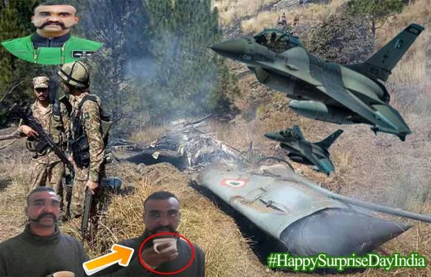 February 27: Surprise Day being celebrated today as tribute to retaliatory attack by PAF