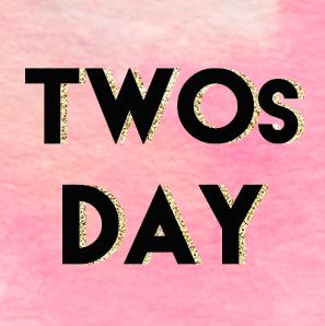 Twosday...One, Two
