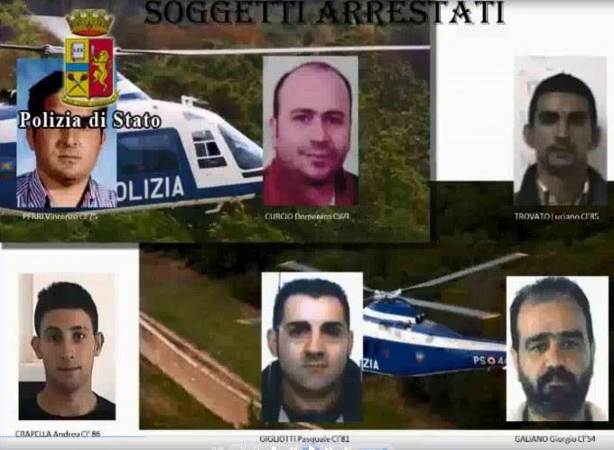 'Ndrangheta, decine di arresti a Lamezia Terme. Indagato Aiello, senatore del Pdl