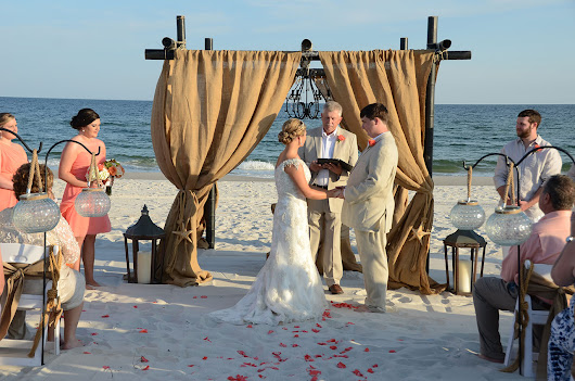 Burlap Beach Wedding Packages | Big Day Weddings