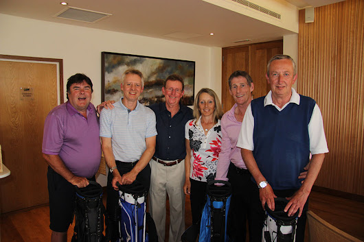 Captains' Charity Day: The Results - Windlesham Golf Club