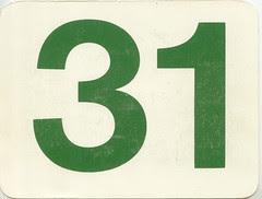 calendrier  31