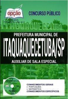 apostila para AUXILIAR DE SALA ESPECIAL