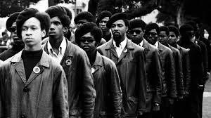 Membros do Partido dos Panteras Negras, EUA, 1967