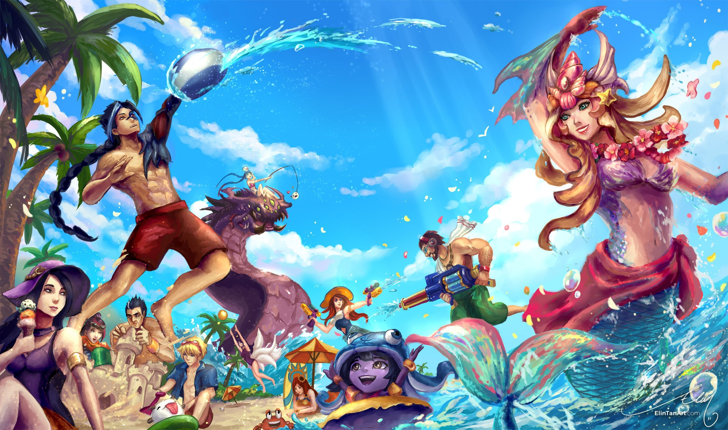Pool Party Wallpaper 63 Images