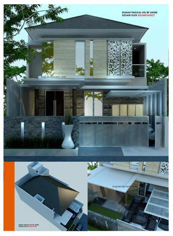 Konsultan Rumah Minimalis 2 Lantai | Ide Rumah Minimalis
